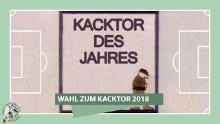 Ihr habt die Wahl: Das Kacktor des Jahres 2018 I ZwWdF