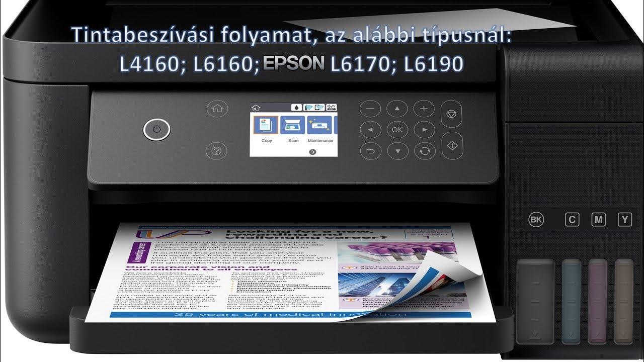 EPSON EcoTank-os L4160