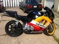 Honda CBR F3i exhaust sound and acceleration compilation
