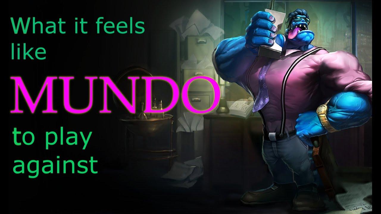 Màn đuổi bắt Mundo như phim hành động của Corki và Jinx