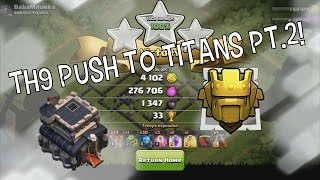 TH9 NO HEROES PUSH TO TITANS | THE SECOND COMING | HeyItsMisterT