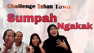 Challenge tahan Tawa, Sumpah Ngakak Habiss!!!