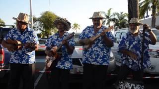l orchestre de carrefour Punaauia (Tahiti)