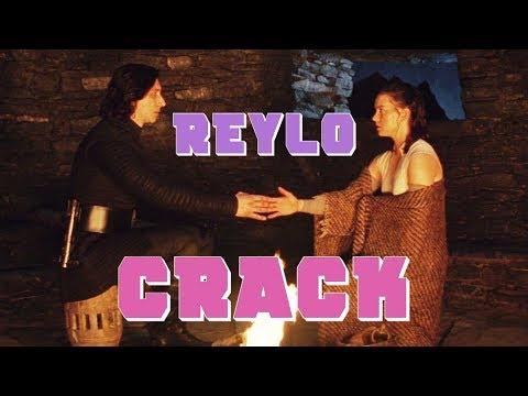STAR WARS CRACK   REYLO EDITION