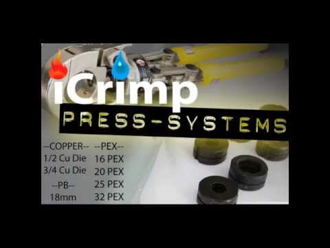 ICrimp Australia - Leaders In Manual Plumbing Press Technology Www.icrimp.com.au
