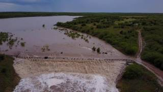 Throckmorton Flood - June 2, 2017