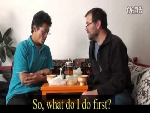 Plateau English Online Lesson Five: How to Make Rtsam pa (tsampa)