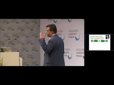 5th HLF – Lecture: Madhu Sudan