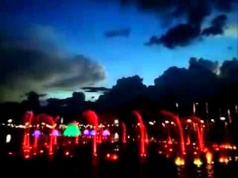 sepak takraw philippines @ luneta shower view for christmas