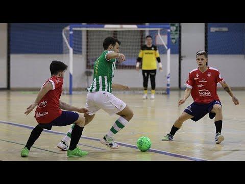 Real Betis Futsal - Osasuna Magna Xota Jornada 5 Temp 20 21 - YouTube