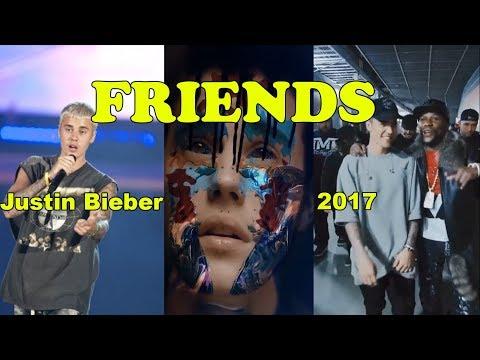 Justin Bieber Friends BloodPop Offical New Song BloodPop JB 2017