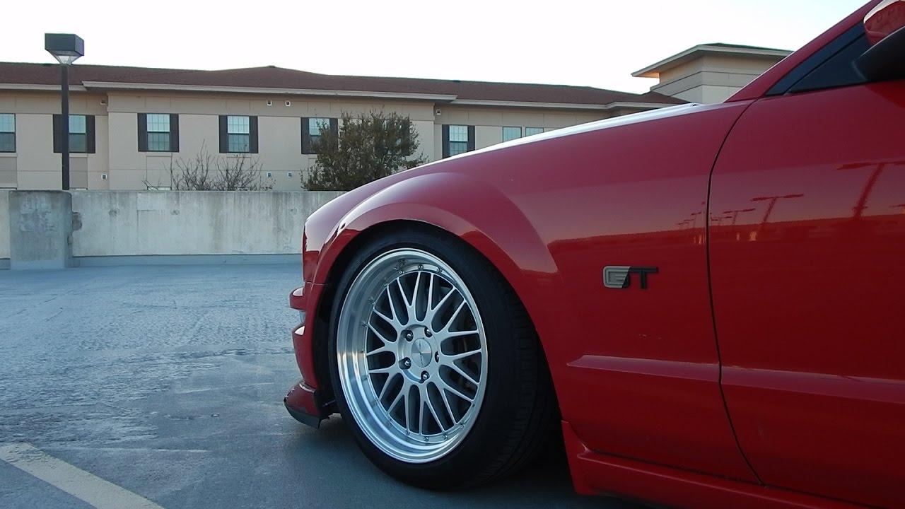 Mustang Gt 0 60 >> Blackmouth's Cammed and Slammed 2005 Mustang GT - YouTube