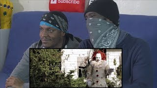 IT The Movie (Parody) Reaction