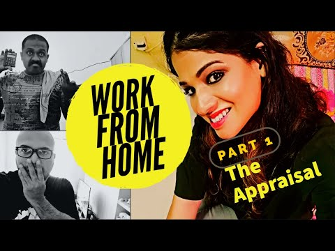 Work From Home: The Appraisal   Short Film Nominee
