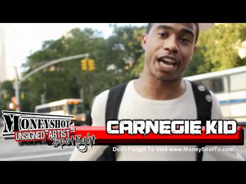 Carnegie Kid Performing Live on June 19th Club ELEMENT NYC at the MoneyShotTv Artist Spotlight!!!