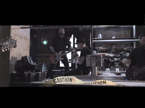 The Rumjacks - A Fistful O' Roses (Official Music Video)