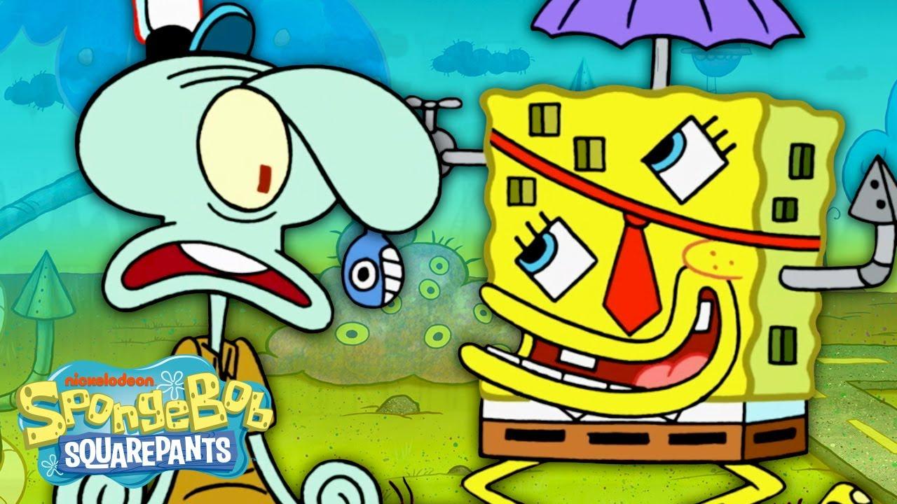 Download Special Delivery in RandomLand! (Full Scene) 🌈 SpongeBob