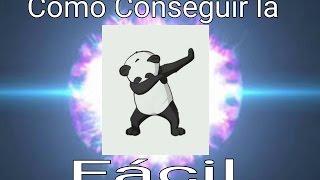 Como conseguir la skin del panda (Nebulous)🐼
