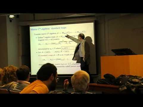 "Philip Scott: ""Coordinatizing Countable MV-Algebras and AF C*-algebras"""