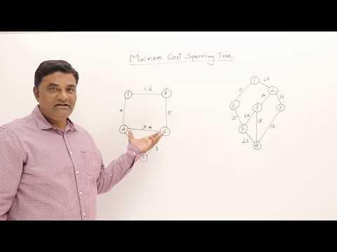 3.5 Prims and Kruskals Algorithms - Greedy Method