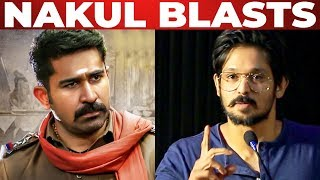 Nakul Emotional speech | Vijay Antony