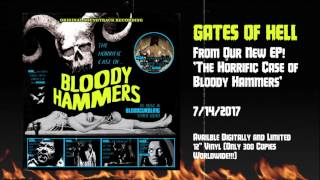 BLOODY HAMMERS - Gates Of Hell (Official Audio) | Napalm Records
