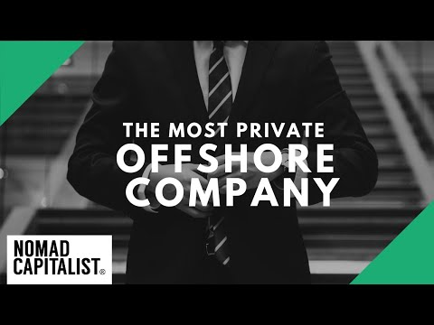 The Most Private Offshore Company in the World