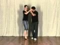 Partnering Principles - Salsa Dance Lesson, Hector Gutierrez, Maria - guajira #1029