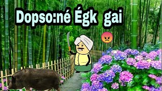 #mising cartoon video - Dopso:nè Ègk gai #m.g. bhai# Abinash patir