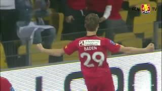 Three great goals from Nikolai Baden Frederiksen