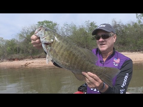 FOX Sports Outdoors SouthEAST #25 - 2016 Percy Priest Lake Tennessee Bass Fishing