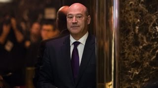 Gary Cohn's White House influence on the rise