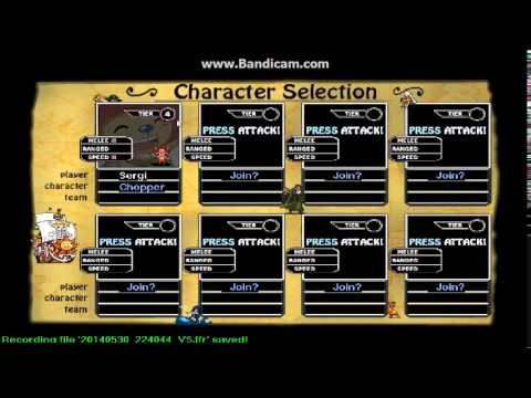 One Piece GrandWorld (Little Fighter 2 Mod) + download link