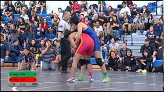Girls Wrestling: 2014 Pa
