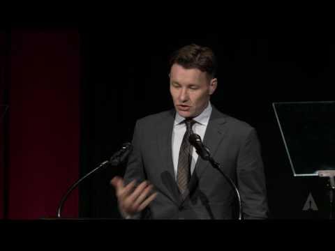 Joel Edgerton Presents Foreign Narrative Medalists: 2016 Student Academy Awards