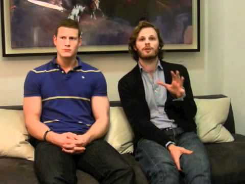 EF Interview: Tom Hopper & Rupert Young