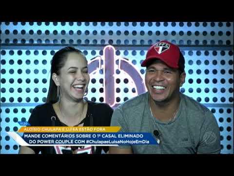 Relembre Os Melhores Momentos De Aloísio Chulapa E Luisa No Power Couple Brasil