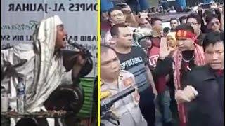 [Kena batunya] Detik2 kedatangan Habib Bahar ditolak masyarakat Manado