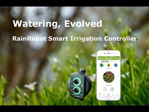 RainRobot Smart Irrigation Controller