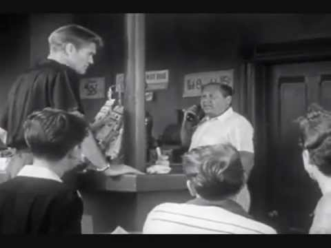 The Beach Boys: Summertime Blues (1962 Music Video)