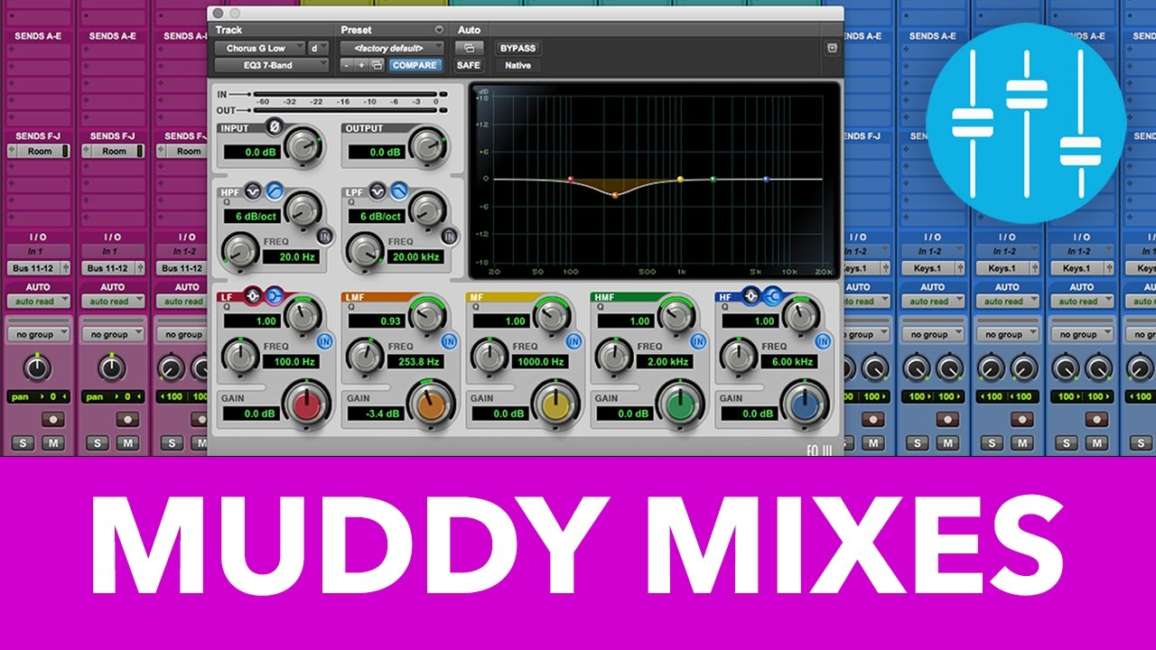 Muddy Mix? Here Are 3 Simple Ways to Fix It