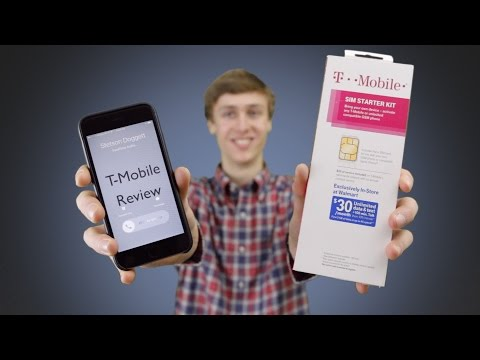 T-Mobile's $30/month Prepaid Plan Review! | January 2016