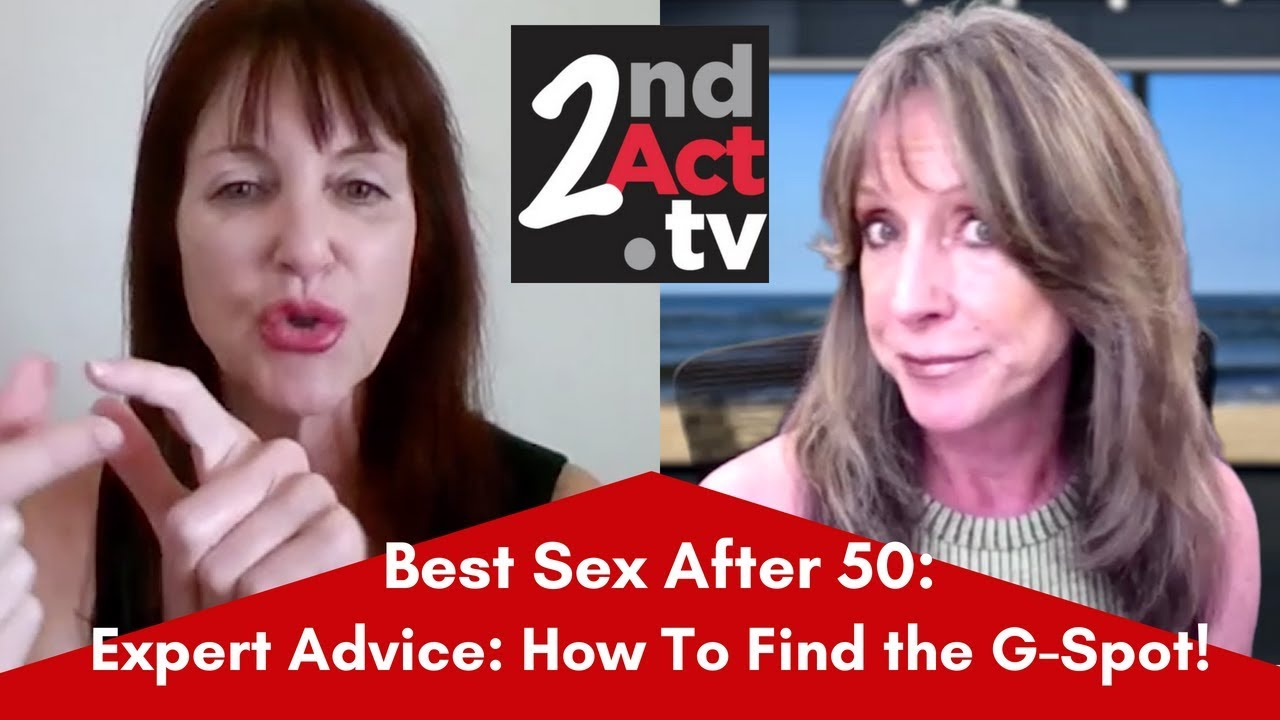 Best sex after 50