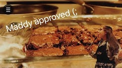 how I make the best fudgy brownies! (but fr I'm OBSSESSED)