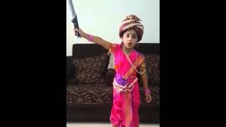 Jhansi Ki Raani Kids Fancy Dress