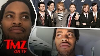 Waka Flocka Bashes The NFL Super Bowl Halftime Pick! | TMZ TV