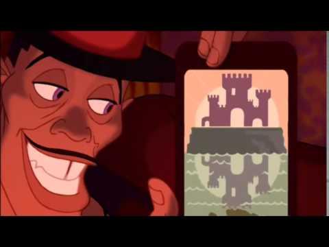 La princesse et la grenouille mes amis de l 39 au del youtube - La princesse et la grnouille ...