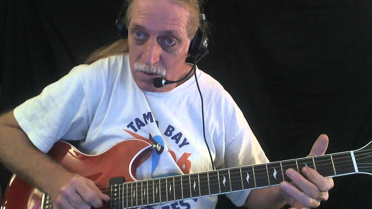 How To Play Who S Been Talking Blues Guitar Lessons Youtube