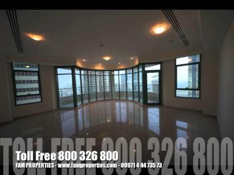 3 Bedroom For Rent in Marina Crown, Dubai Marina