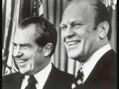 NIXON TAPES: A Nutcase Congressman (Gerald Ford)